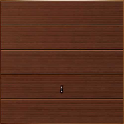 Hormann Horizontal Decograin Steel Garage Door
