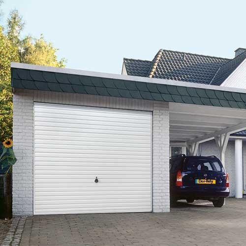 Hormann Horizontal 2002 Steel Garage Door